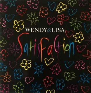 "Wendy & Lisa - Satisfaction (12"") (G-/G)"